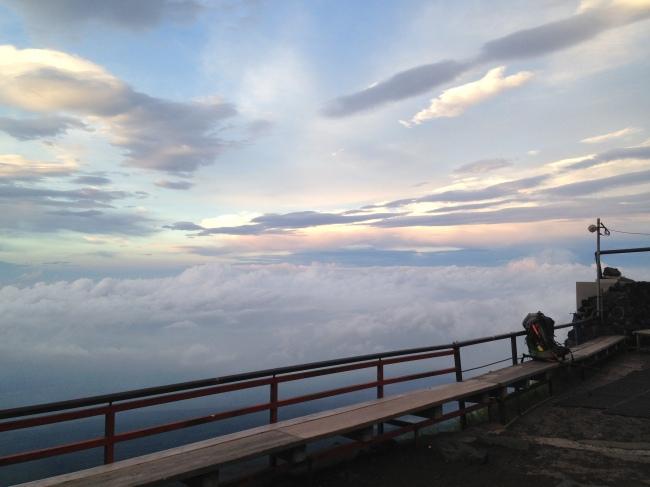 Sunset Mt Fuji