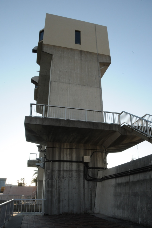 Flood/tsunami gates