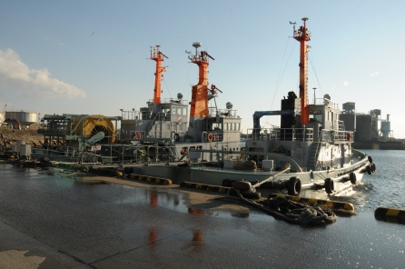 Port tugs