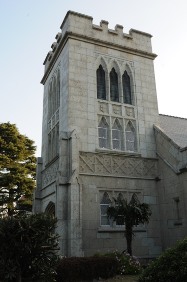 Yamate Seikokai Church, The Bluff.