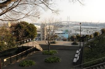 Yamashita Park.
