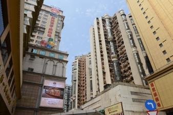 Macau's fabulous mix.
