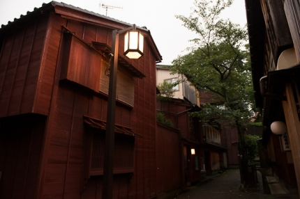 Forgotten backstreets