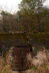 An abandoned mine?