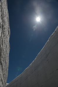 The Snow Corridor, Tateyama Kurobe Alpine Route.